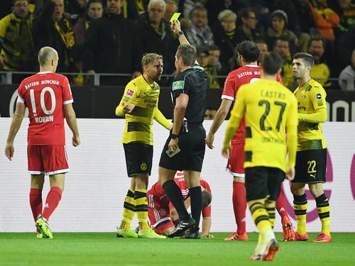 Видеообзор матча боруссия дортмунд бавария