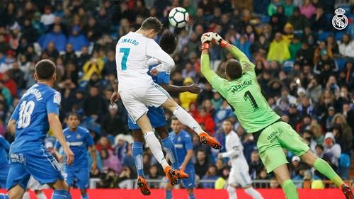 Реал Мадрид — Хетафе — 3:1. Видеообзор матча