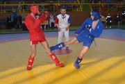 Одесситы выиграли командный зачет на Кубке Украины по самбо