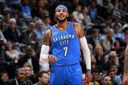 Энтони вошел в топ-20 самых результативных игроков в истории НБА