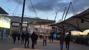 ВИДЕО ДНЯ: Сотни фанатов Базеля прошли с песнями по Манчестеру