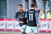 18-летний сын Патрика Клюйверта вызван в сборную Нидерландов