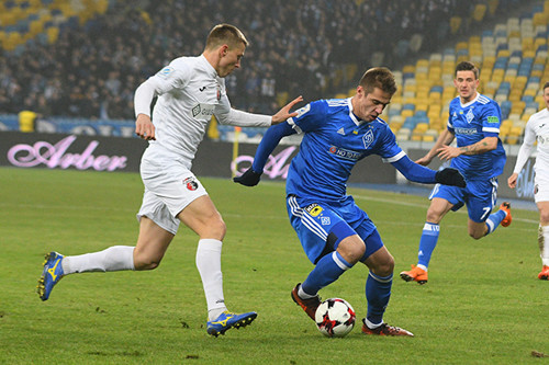 Репетиция перед Лацио удалась: Динамо минимально обыграло Верес
