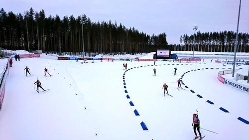 Контиолахти-2018. Шипулин выиграл спринт, украинцы вне топ-50