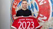 ОФИЦИАЛЬНО: Бавария продлила контракт с Киммихом