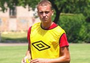 Удаление Артёма Ситало в матче Александрия - Черноморец