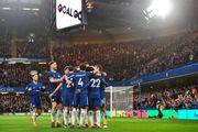 twitter.com/ChelseaFC. «Челси» – «Кристал Пэлас»