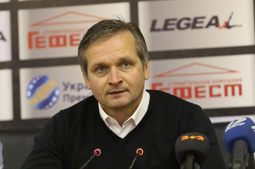 Константин ФРОЛОВ: «Мы настраивались, готовились, хотели победить»
