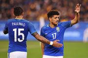 Фред и Тайсон вызваны в сборную Бразилии