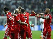 Бавария обыграла Бешикташ и пробилась в четвертьфинал Лиги чемпионов