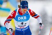 Холменколлен. Норвежец Л'Абе-Лунн выиграл спринтерскую гонку