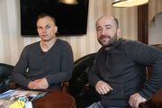 Олександр АБРАМЕНКО і Енвер АБЛАЄВ: За лаштунками олімпійського золота