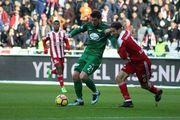 ВИДЕО ДНЯ. Селезнев забил очередной гол в чемпионате Турции