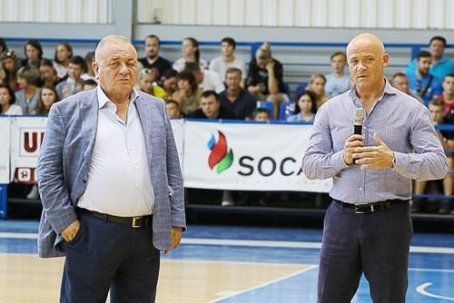 Инвестор Черноморца планирует строить новую спортивную арену в Одессе
