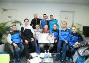 Украинские гимнасты завоевали на Кубке мира две медали