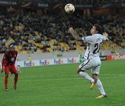 Артем ГРОМОВ: «Мяч коварно скользнул по бутсе»