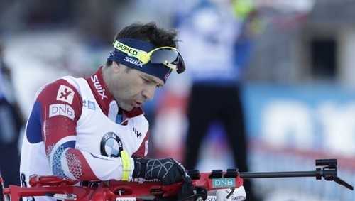 Бьорндален вошел в состав сборной Норвегии на этап Кубка мира в Тюмени