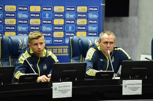 Александр ГОЛОВКО: «Не только Зинченко не хватает игровой практики»