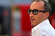 Роберт КУБИЦА: «Будет здорово, если смогу поучаствовать в гонке»