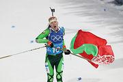 ДОМРАЧЕВА: «Бьорндален был символом женской сборной Беларуси на ОИ»