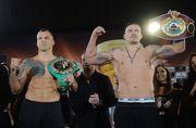 Бриедис станет запасным боксером на бой Усик — Гассиев
