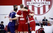 Олимпиакос и Бунже встретятся в финале мужского Кубка Вызова
