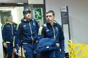 У сборной Украины в Испании изменилось расписание