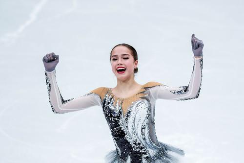 ЗАГИТОВА: «В Милане сильнее волновалась, чем на Олимпийских играх»