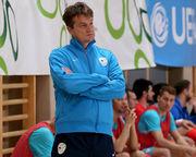 Андрей Добовичник остается главным тренером сборной Словении