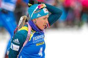 Мужская и женская сборные Украины потеряли квоты на следующий сезон