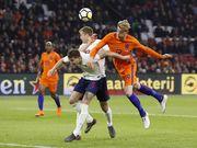 Нидерланды — Англия — 0:1. Видеообзор матча