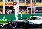 Хэмилтон стал победителем квалификации Гран-при Австралии