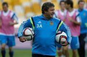 Александр ЗАВАРОВ: «Вызов в сборную Украины становится непрестижным»