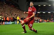 Эмре Джан хочет стать самым высокооплачиваемым игроком Ливерпуля