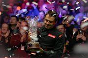 Ронни О'Салливан выиграл турнир Players Championship