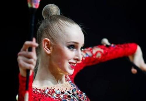 Украинские гимнастки одержали победу на Гран-При во Франции