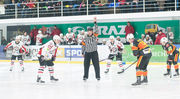 В Кременчуге был побит рекорд посещаемости матчей УХЛ