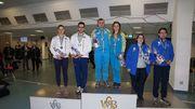 Украинцы завоевали две золотые медали на турнире в Дортмунде