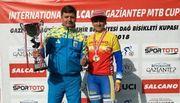 Ирина Попова выиграла соревнования по маунтинбайку в Турции