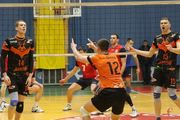 Барком и Новатор вышли в полуфинал мужской Суперлиги