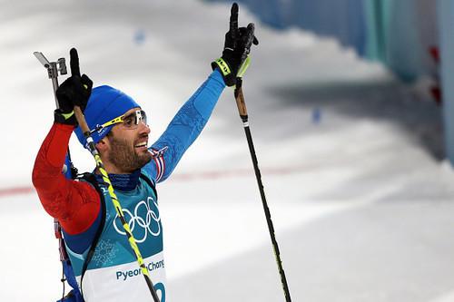 Мартен ФУРКАД: «Жалею, что не выиграл индивидуальную гонку на ОИ-2018»