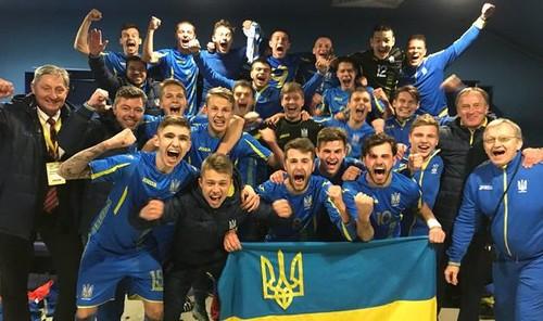 Украина U-19 – Румыния U-19 – 2:1. Видеообзор матча