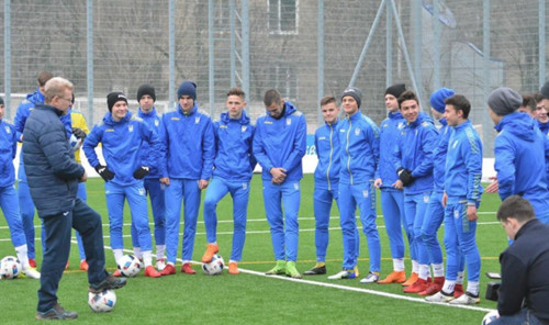 Кто виноват в том, что сборная Украины U-17 не поедет на Евро-2018