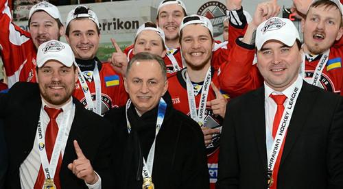 Борис КОЛЕСНИКОВ: «Мечтаем выиграть чемпионат в украинском Донецке»