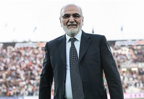 ПАОКу засчитано техническое поражение, Саввиди запрещено посещать игры