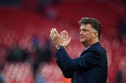Луи ван ГАЛ: «Мне не дали достаточно времени в Манчестер Юнайтед»