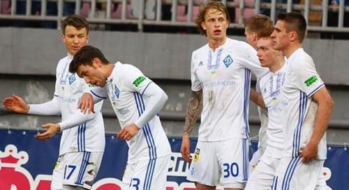 Динамо показало характер и одержало в Мариуполе волевую победу