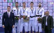 Сергій Крівчач здобув бронзу на турнірі серії Гран-прі в Тбілісі