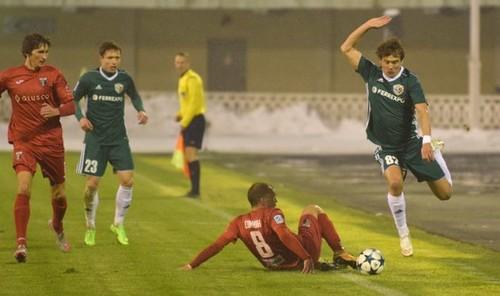 Ворскла — Верес — 0:0. Видеообзор матча