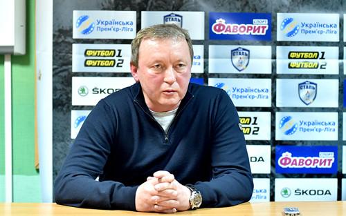 Володимир ШАРАН: «Не задоволений нашими діями в атаці»